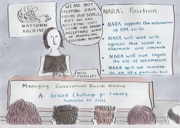 NARA's grand challenge for industry
